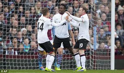 Xem lại đầy đủ trận Aston Villa vs Man United