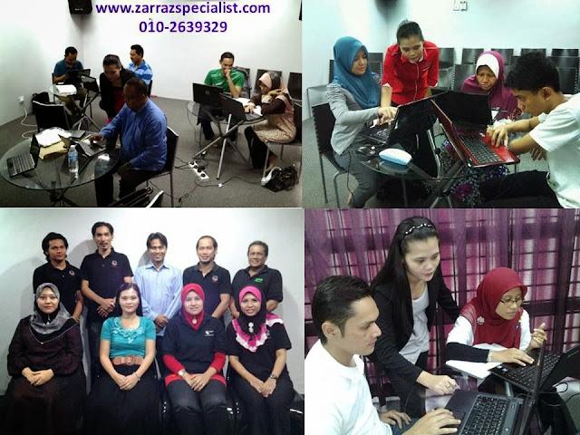 program keusahawanan zarraz 3, kursus usahawan online, kursus blog, kursus buat blog,