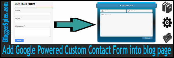 custom contact