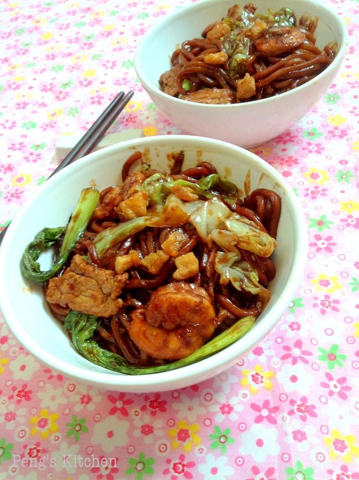 Peng's Kitchen: KL Hokkien Mee