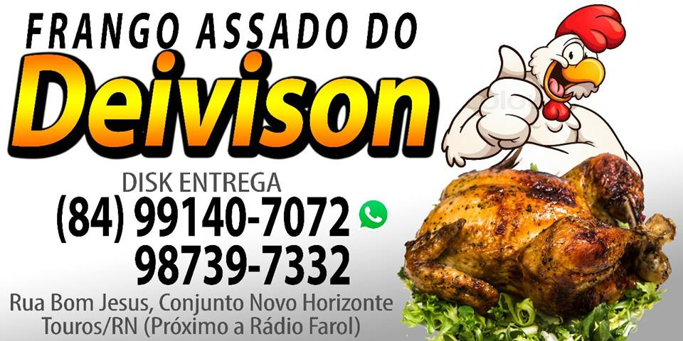 FRANGO ASSADO DO DEI V ISON