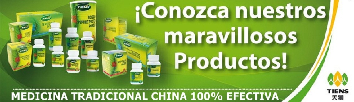 Productos Tiens Colombia