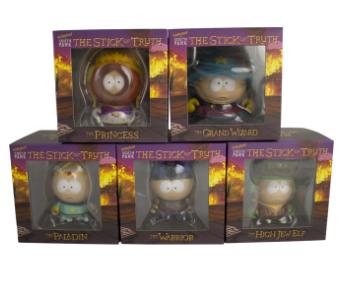 South Park x Kidrobot The Stick of Truth Mini Figure Series Packaging