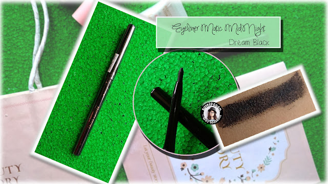 Beauty Story Eyeliner Matic MidNight Dream Black