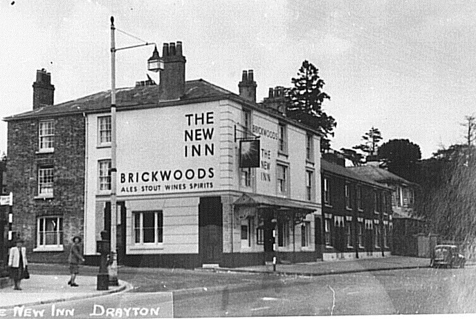The New Inn 1950s