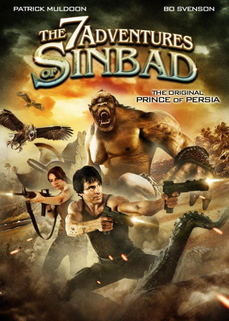 film Les 7 aventures de Sinbad en streaming