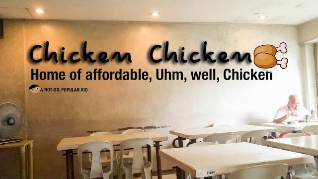 Chicken Chicken Eatery near CSB Hotel