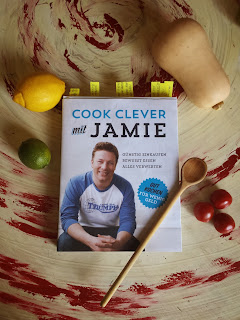 Cook Clever mit Jamie, Kochbuch, Buch-Blog-Parade