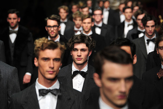 Dolce and Gabbana Winter Collection