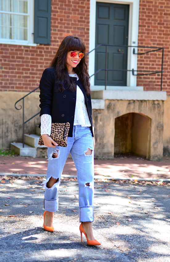 Levis jeans street style