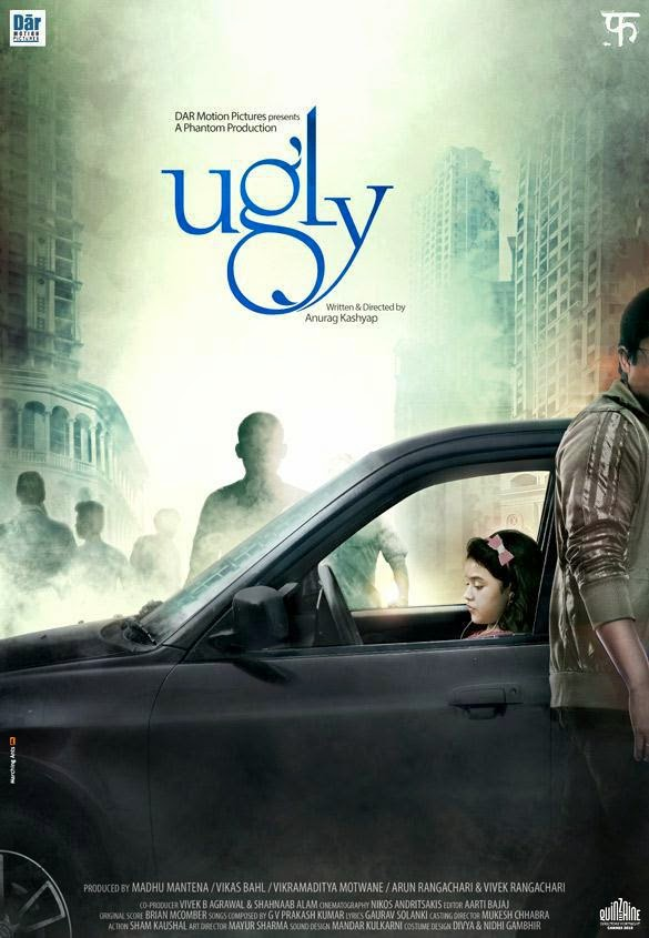Ugly, Directed by Anurag Kashyap, Movie Poster