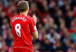 Foto Meriahnya Perpisahan The Reds untuk Steven Gerrard di Anfield