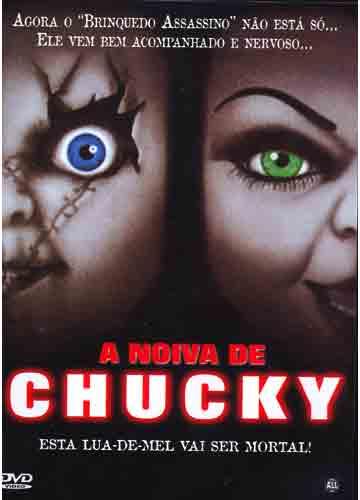 Filme Poster A Noiva de Chucky