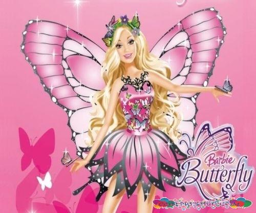 Cantik Gambar Barbie