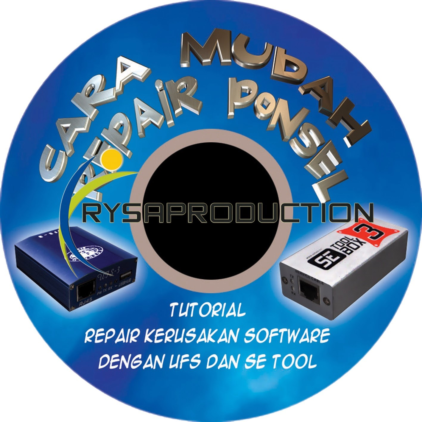 Tutorial Repair Kerusakan Software