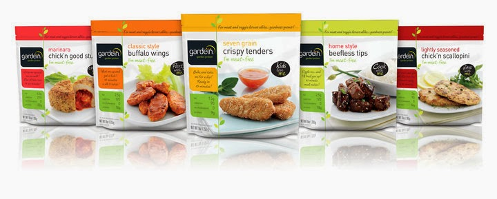 VeegMama's favorite Gardein products
