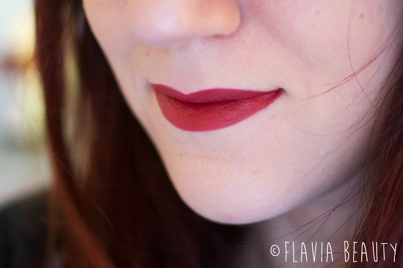 MAC Viva Glam I Lipstick Review Photo Pictures Swatches
