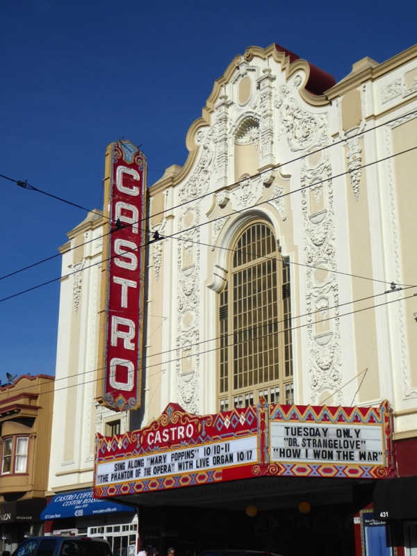 Castro Theatre San Francisco
