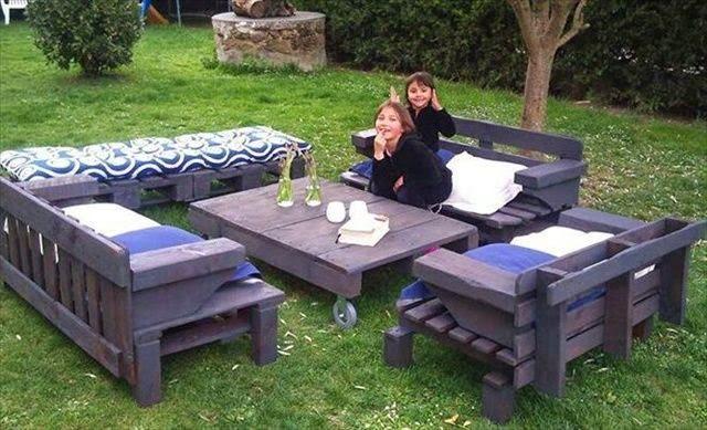 Blog de design interior mobilier pentru gr din i balcon - Giardini decorati ...