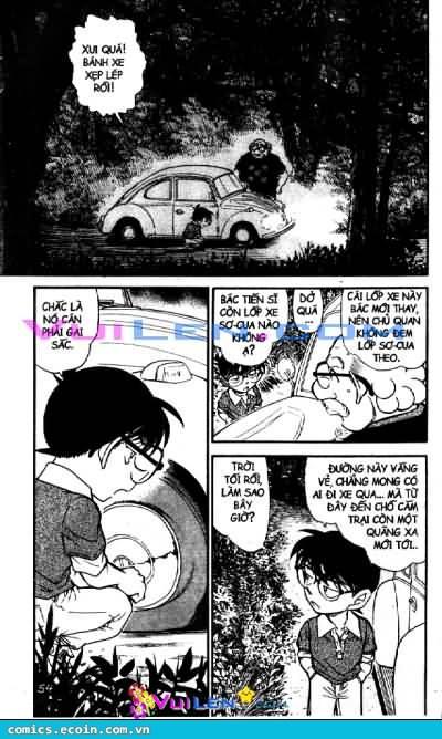 Detective Conan - Thám Tử Lừng Danh Conan chap 579 page 2 - IZTruyenTranh.com