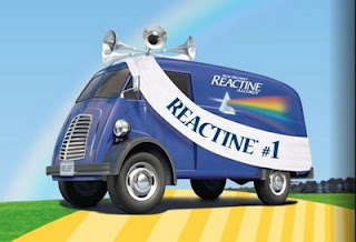 Free Extra Strength Reactine