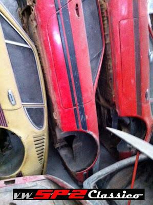 Coleção abandonada de Volkswagen SP2_09