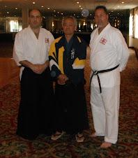 Yamanni Ryu seminar - Yonkers- 10/1/11