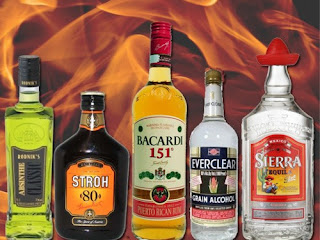 Alcohol más fuerte del mundo