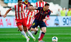 Barcelona vs Almería