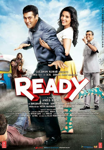 Ready (2011) Movie Poster