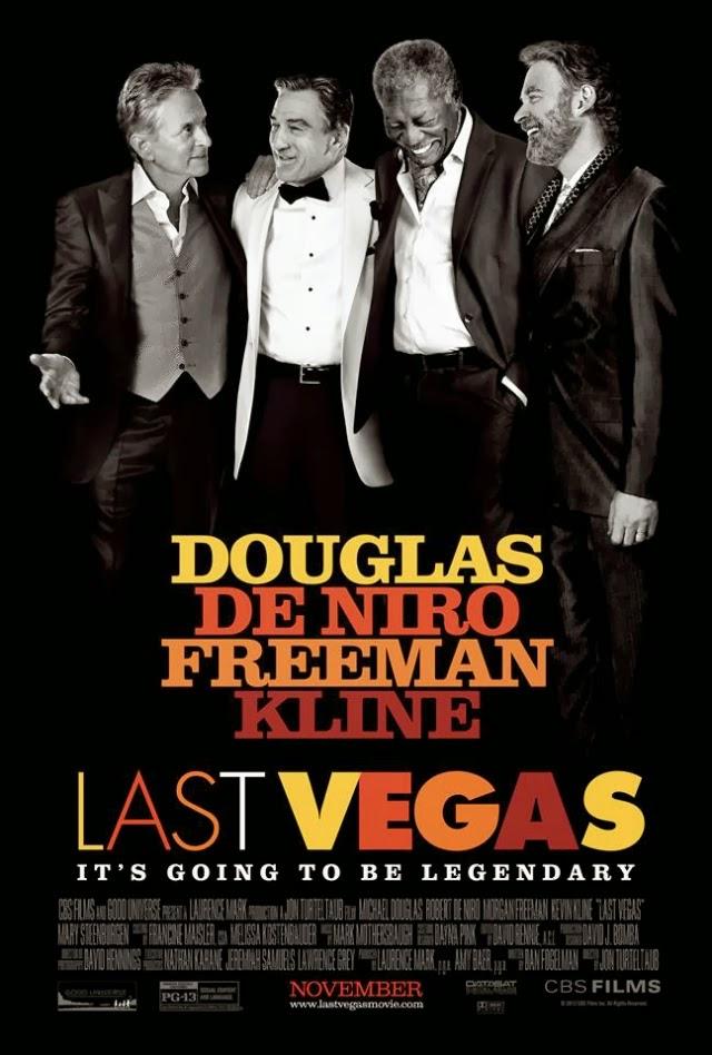 La película Last Vegas ( Plan en Las Vegas )