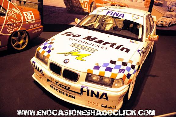 BMW 320 Campeonato de España de Turismos