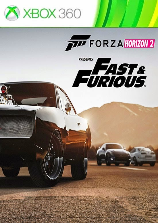 Forza Horizon 2 Presents Fast e Furious DLC XBOX 360 Torrent 2015