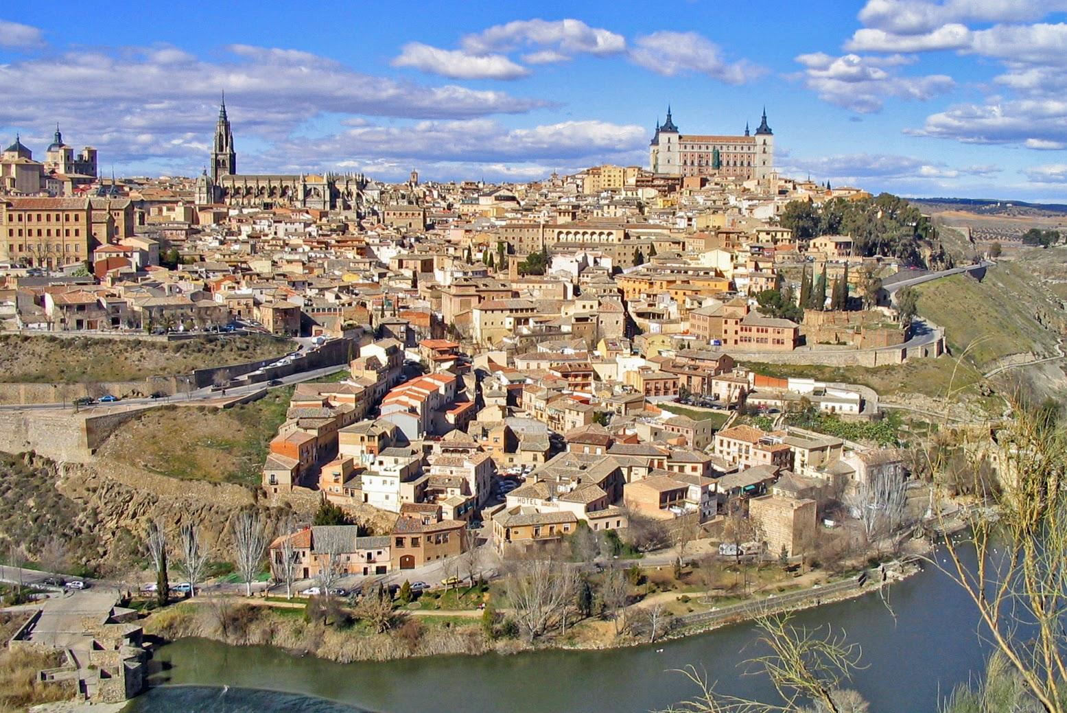 Visita Toledo, España