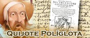El Quijote manuscrito y políglota