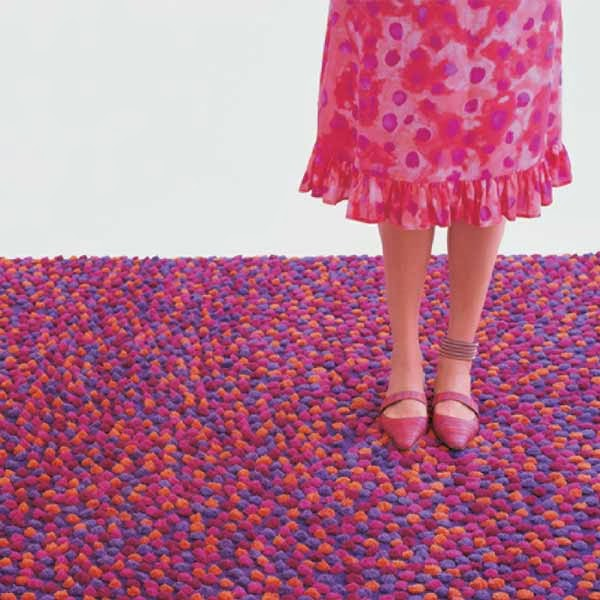 Icono interiorismo las alfombras m s divertidas - Alfombras nani marquina ...