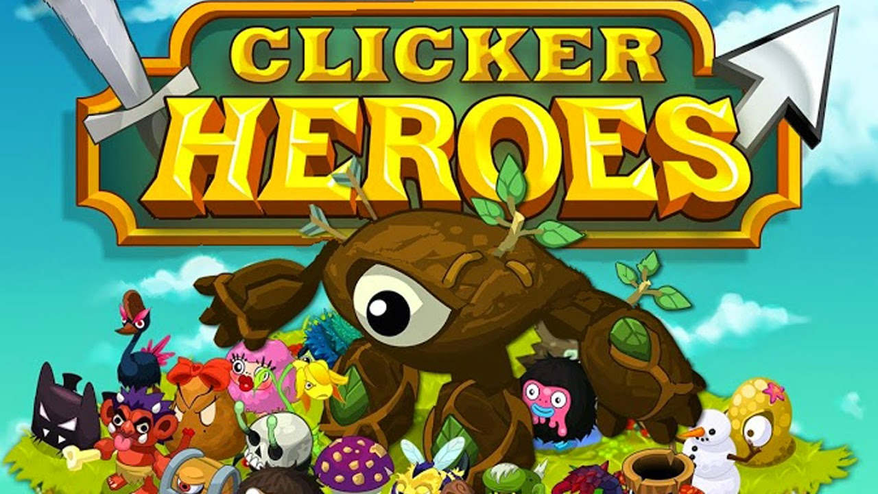 Clicker Heroes Gameplay Android