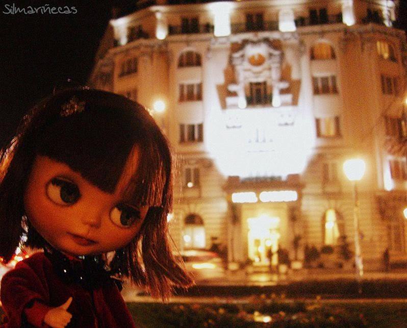 san valentín 2015 - cena en el hotel carlton - basaak doll