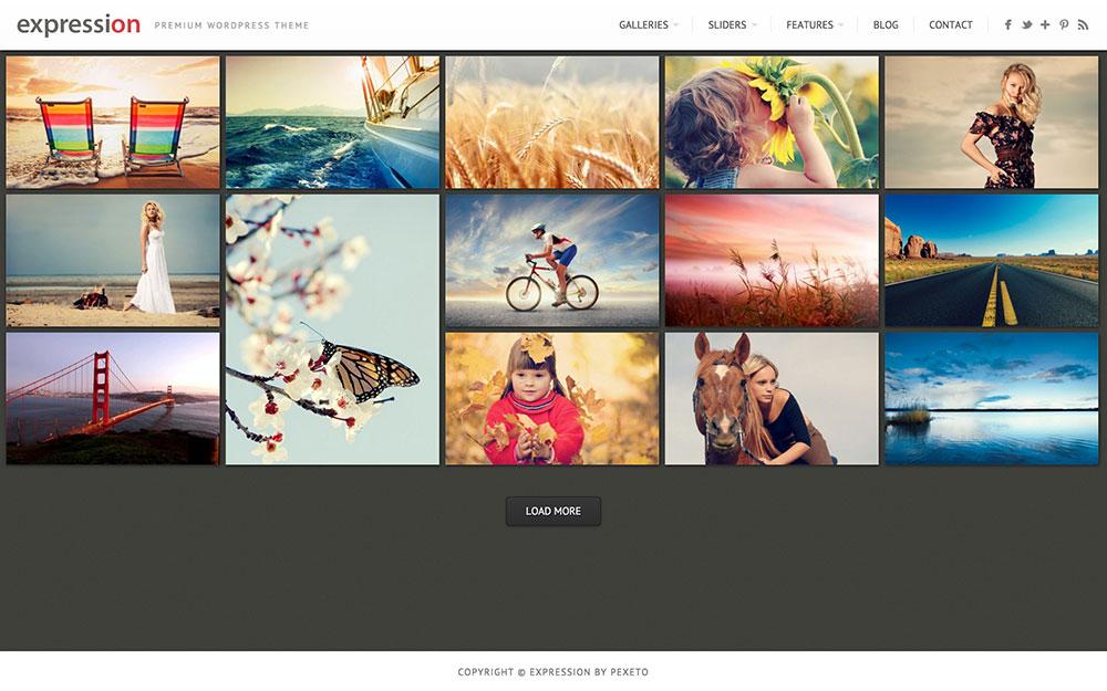 expression-photography-wordpress-theme