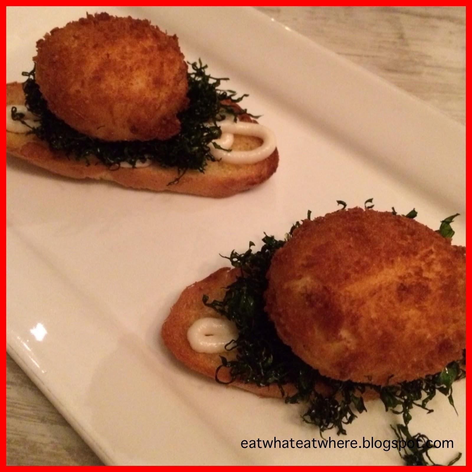 Ante Kitchen Bar Review: Eat What, Eat Where?: Ante Kitchen & Bar @ Solaris Dutamas