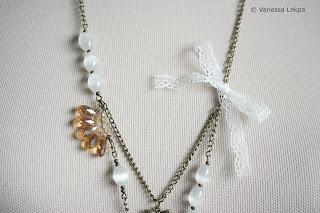 bijoux baroque romantique dentelle calais cristal