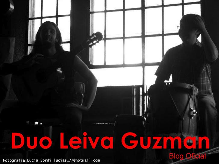 Duo Leiva Guzman - Blog Oficial