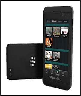 Gambar Blackberry Laguna L-Series