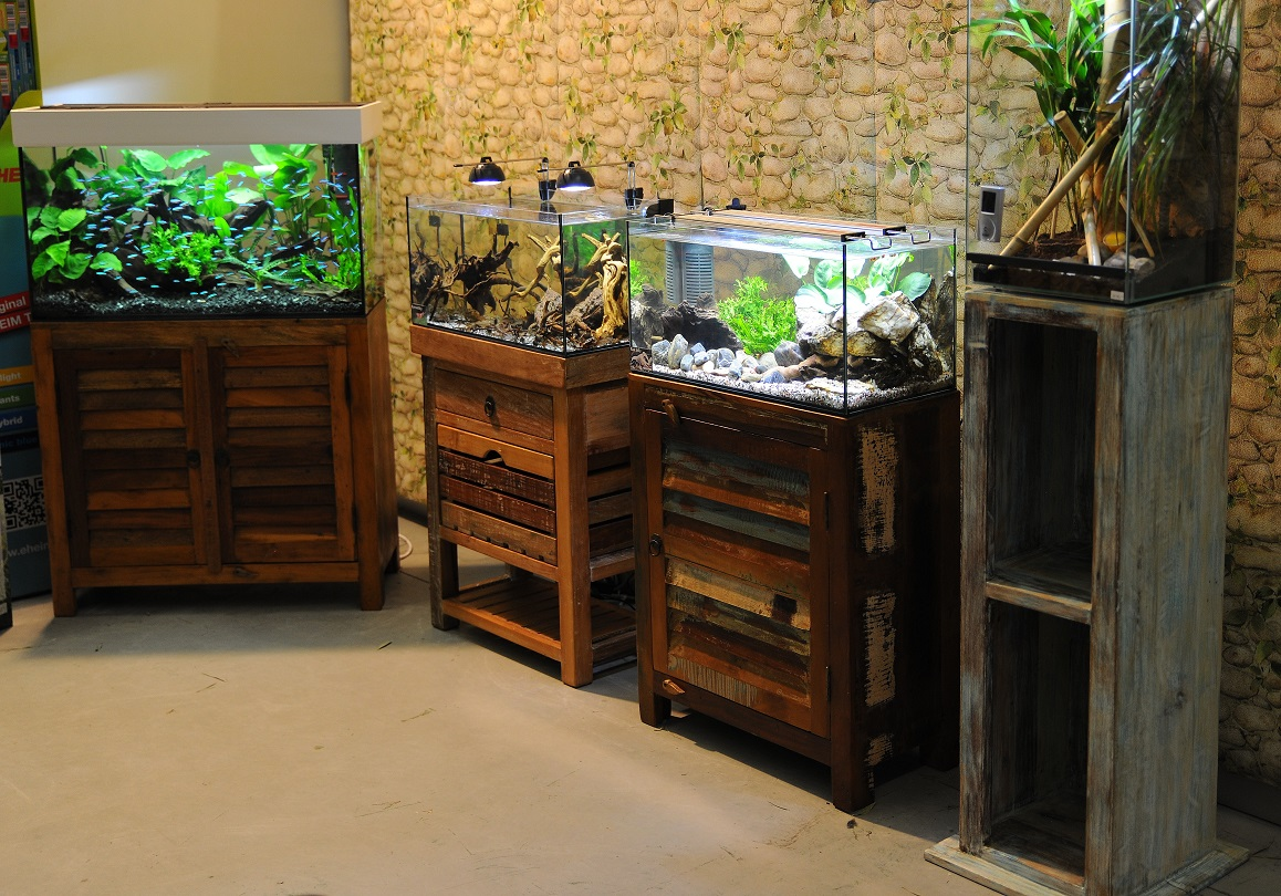 cabinet furniture for tanks  Ambiente Schr?nke f?r Aquarium