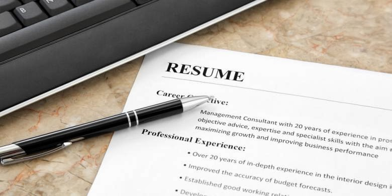 5 Kesalahan Saat Membuat CV
