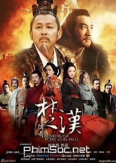 Phim Hán Sở truyền kỳ-Han so tranh hung