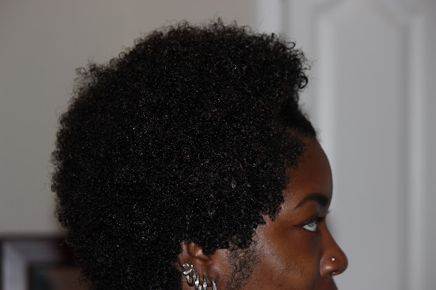 natural hair trim deva