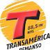 SENTO SÉ: LINK DA RÁDIO TRANSAMÉRICA FORA DO AR