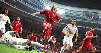 #15 Pro Evolution Soccer 2014 Wallpaper