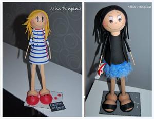 Muñecas personalizables